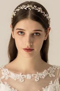 Shining Chic Bridal Rhinestone Headbands