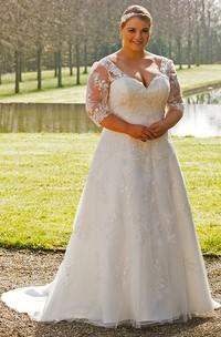 Glam Prima Wedding Dress