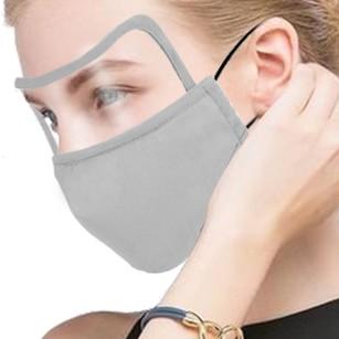 Non-Medical Cotton Face Masks with Goggle